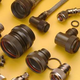 Connectors & Backshell Adaptors