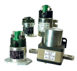 Commercial Relays