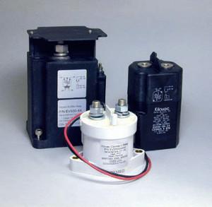 High Voltage AC and DC Contactors