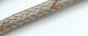 Round Metal Braiding